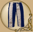 LARP Jack pirate pants